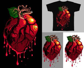 Image of                             Illustrate a Dark, Grungy design...