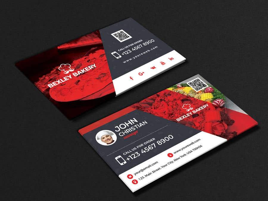 Bài tham dự cuộc thi #11 cho Food Menu Flyer & Business Card
