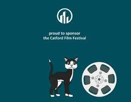 #17 for 10-20 second video of cat rolling a movie reel needed by Iving