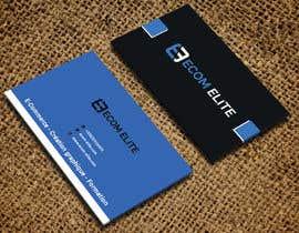 nº 112 pour Make business cards for an ecommerce and marketing company par mdarifkabir