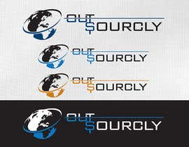 #226 for Logo Design for Outsourcly by IIDoberManII