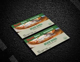 #23 untuk Create a simple business card (one side) oleh anuruddika997
