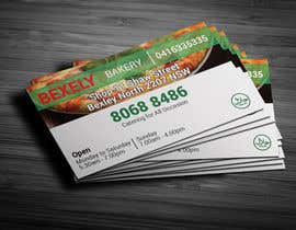#61 untuk Create a simple business card (one side) oleh Polas0590