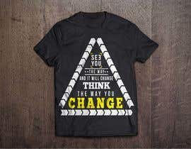 #33 for Design a T-Shirt - Change the way you see af priyankadch11