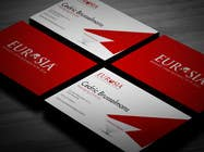 Bài tham dự #34 về Graphic Design cho cuộc thi Business Card Design for www.eurosia.eu