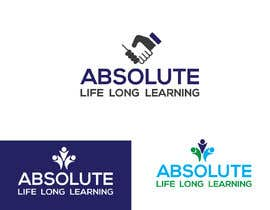 #111 para Design a Logo - Absolute Lifelong Learning por angelana92