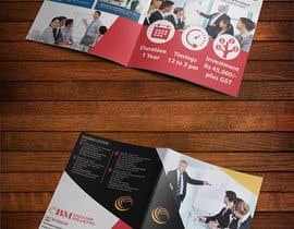 #17 для Leadership Course Brochure от nirbhaytripathi8