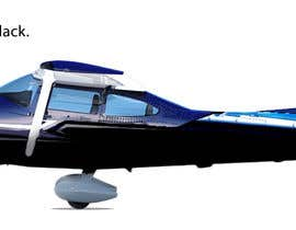 #12 for Design a paint scheme for my aircraft by Irfan80Munawar