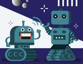 #32 for Robotics Fun Illustration by himelbiswash89