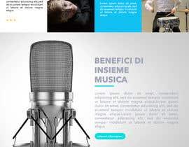 Nro 34 kilpailuun Music School Branding and website käyttäjältä jhoannaleegarcia
