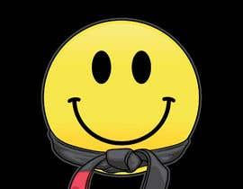 #19 for Emoji wearing Jiu-Jitsu Belt. by tarekgueham