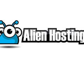 nº 164 pour Logo Design for Alien Hosting par MyPrints