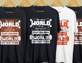 #25 cho Design a T-Shirt - The World The Way You See bởi arafindipto