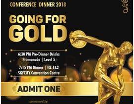 #266 untuk Redesign a dinner invitation oleh theilluminations