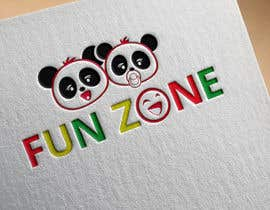 #1212 for Design a Logo for Children Playground Fun Zone by SornoGraphics