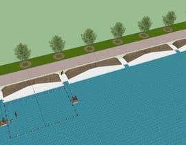 Nro 27 kilpailuun Kayakpolo bridge design käyttäjältä cyberlenstudio