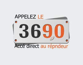 nº 150 pour Logo Design for 3690 par kaddalife