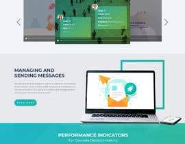 Nro 8 kilpailuun Build me a website innovative. käyttäjältä saidesigner87