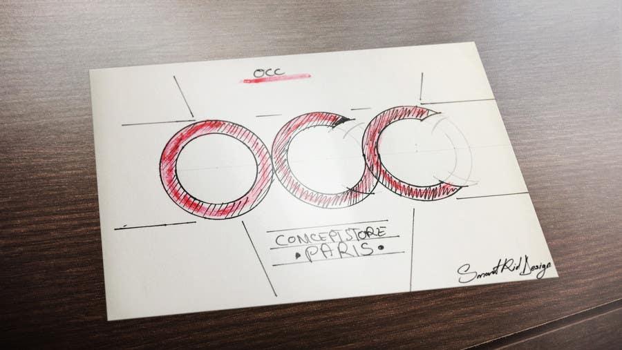 Penyertaan Peraduan #                                        33                                      untuk                                         Concevez un logo for occparis