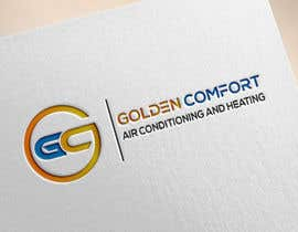 "#4 for I need help designing a logo for my air conditioning business. Currently the logo is my dog. The name of my company being ""Golden Comfort Air conditionjng an Heating"". Contact me if you have any more questions. Thanks. by bhootreturns34"