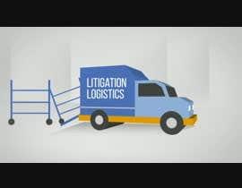#44 for Video for Litigation Logistics inc. af rayhananimator