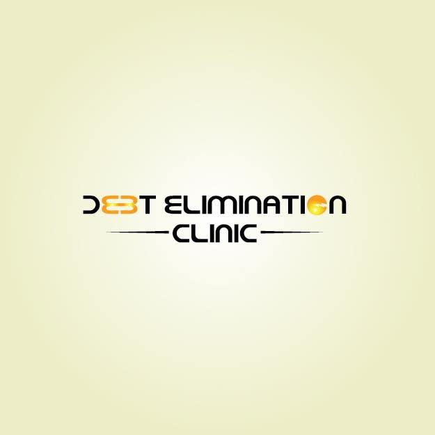 "Bài tham dự cuộc thi #                                        14                                      cho                                         Design a Logo for the company: ""Debt Elimination Clinic"""