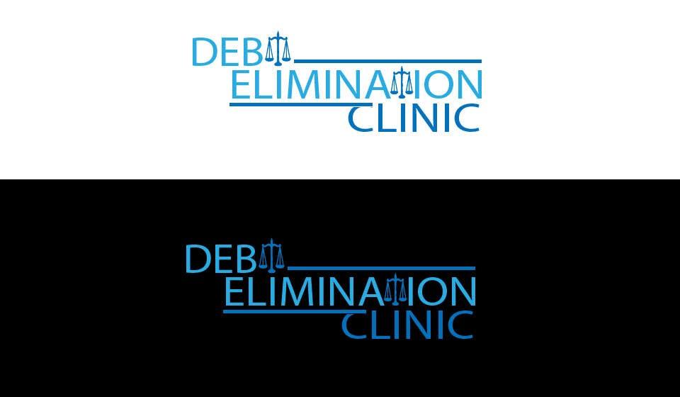 "Bài tham dự cuộc thi #                                        19                                      cho                                         Design a Logo for the company: ""Debt Elimination Clinic"""