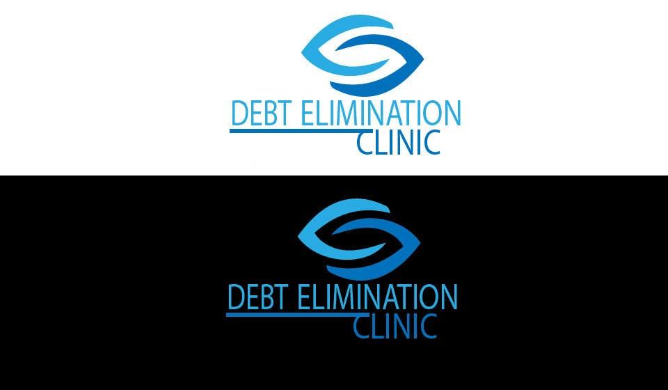 "Bài tham dự cuộc thi #                                        21                                      cho                                         Design a Logo for the company: ""Debt Elimination Clinic"""