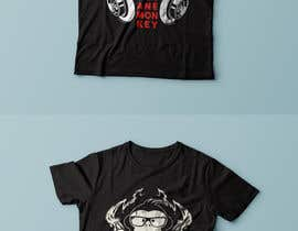 nº 74 pour Octane Monkey Car Enthusiast Design a T-Shirt Contest par Exer1976