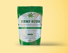 #9 for Product label for a CBD/health company by BlaBlaBD