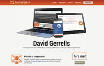 Logo Design for David Gerrells Web için Graphic Design55 No.lu Yarışma Girdisi