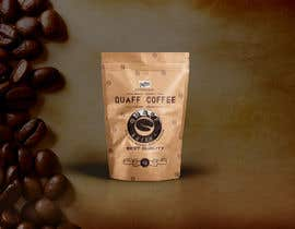 #120 for Design our coffee bag for printing - Quaff Coffee by klal06