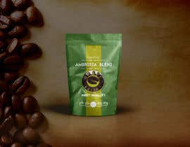 #121 for Design our coffee bag for printing - Quaff Coffee by klal06