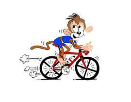 #22 for Need my logo (monkey) put on a bicycle. af Rightselection
