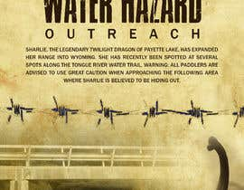#97 for Water Hazard Outreach Poster by Sajid021