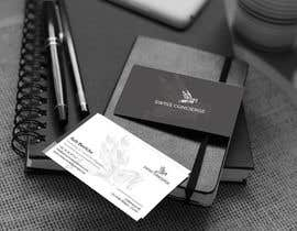 #167 for Design some Luxury Business Cards af Sintheia