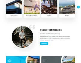 #45 for Design and Build a Website (NickH) by zaxsol