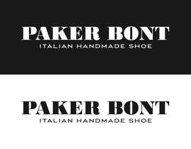 #57 for Design me a logo for my Italian handmade shoe online store/website called: PAKER BONT af LouVL