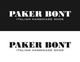 #57 for Design me a logo for my Italian handmade shoe online store/website called: PAKER BONT by LouVL