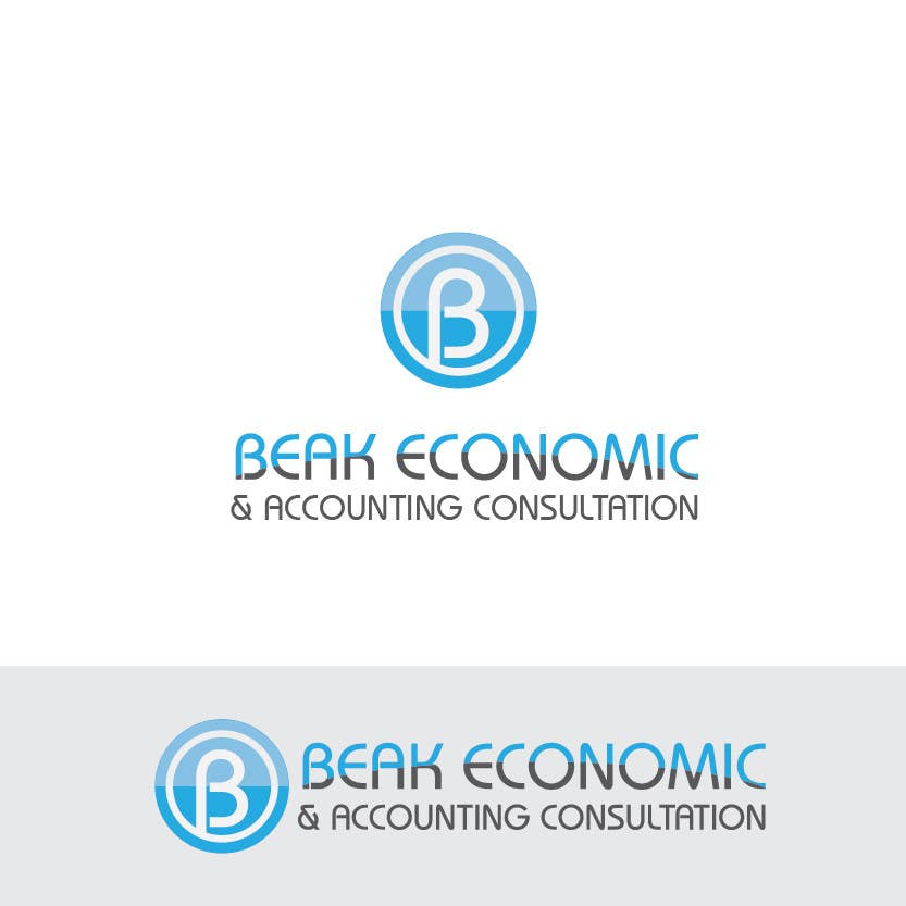 Proposition n°59 du concours Re-Design a Logo for economic & accounting consultation company