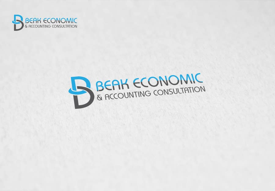 Proposition n°112 du concours Re-Design a Logo for economic & accounting consultation company
