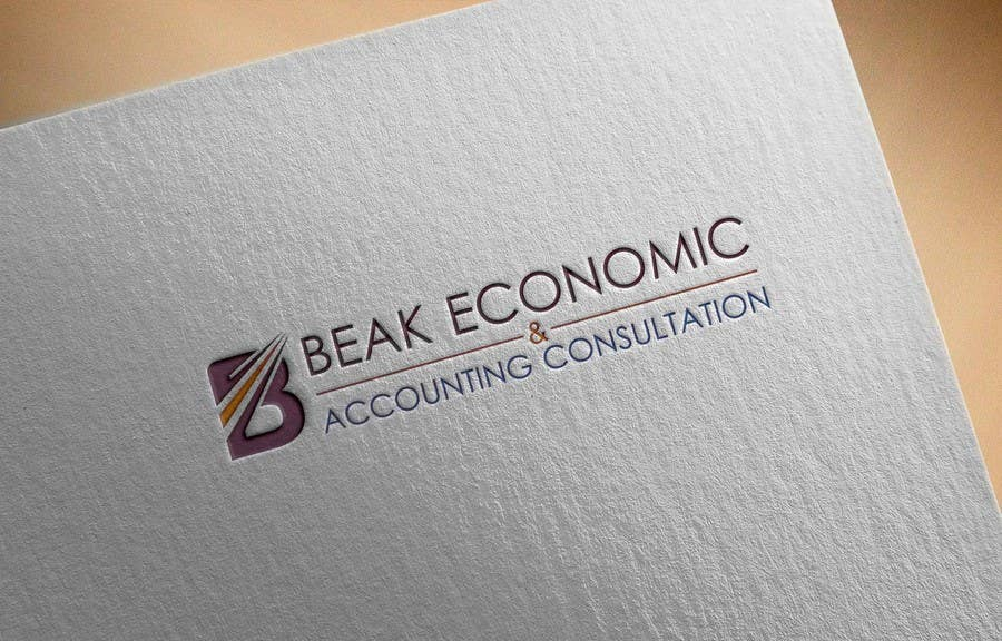 Proposition n°40 du concours Re-Design a Logo for economic & accounting consultation company