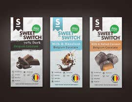 #8 for Packaging Chocolate Artwork for EU market by rrtvirus
