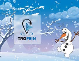 #11 for i have selling hookbaits our web site name is / www.trofein.com in  tactics has one rig wich is the name snow man rig and i need make my web pages maskot / logo Snowman rig  i like the OLAF character from the 2013 animated film Frozen by KorvinPride