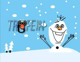 #10 for i have selling hookbaits our web site name is / www.trofein.com in  tactics has one rig wich is the name snow man rig and i need make my web pages maskot / logo Snowman rig  i like the OLAF character from the 2013 animated film Frozen by Moushumilipi8801