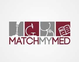 #30 para Logo Design for Match My Med por dyv