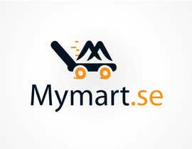 #155 for Create a logo for Mymart.se by chayamridha