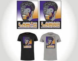 #7 for Lamar Jackson 8 Logo Tshirt af Sico66