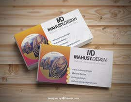 #59 cho Business card for Mahusy.Design bởi Polsmurad
