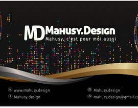 #61 cho Business card for Mahusy.Design bởi Polsmurad